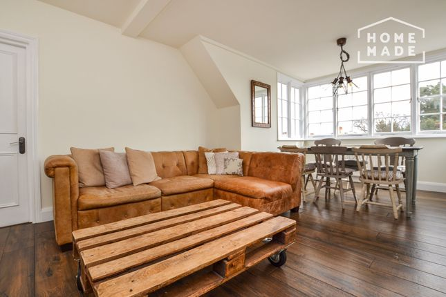 Thumbnail Flat to rent in Hamilton House, Malbrook Road