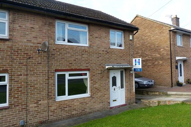 Thumbnail Semi-detached house for sale in Richmond Road, Heckmondwike, West Yorkshire.