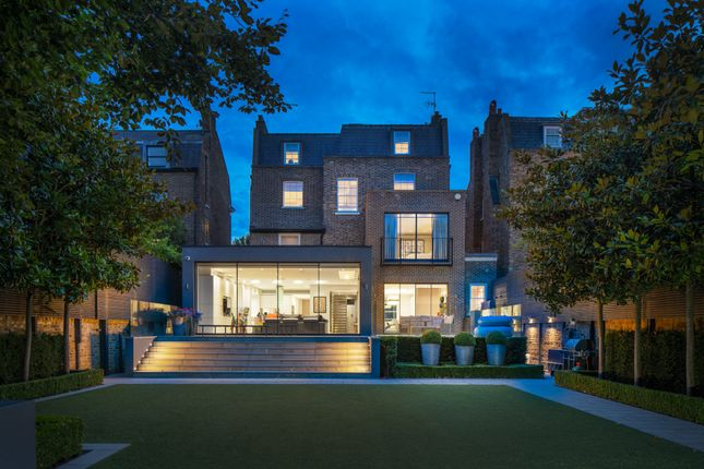 Thumbnail Detached house for sale in Hamilton Terrace, London