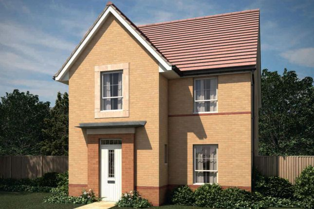 "Thumbnail Detached house for sale in ""Kington"" at Akron Drive, Wolverhampton"
