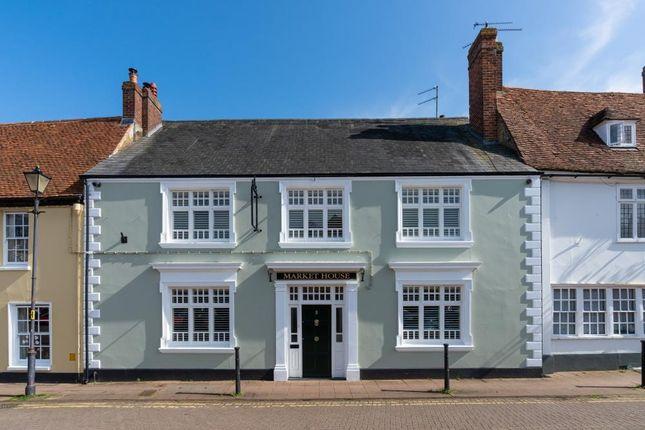 Thumbnail Property for sale in Market Square, Stony Stratford, Milton Keynes