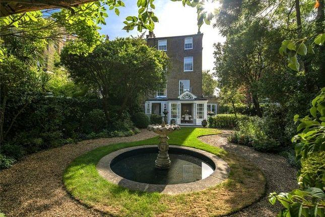 Thumbnail Semi-detached house to rent in Hamilton Terrace, St John'S Wood, London
