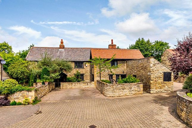 Thumbnail Detached house for sale in Church Farm House, Hooton Pagnell, Doncaster, South Yorkshire
