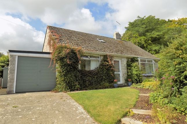 Thumbnail Detached bungalow for sale in Whitehill, Puddletown, Dorchester, Dorset