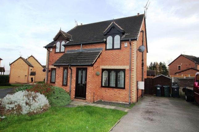 Thumbnail Semi-detached house to rent in Kennington Grove, Edlington, Doncaster