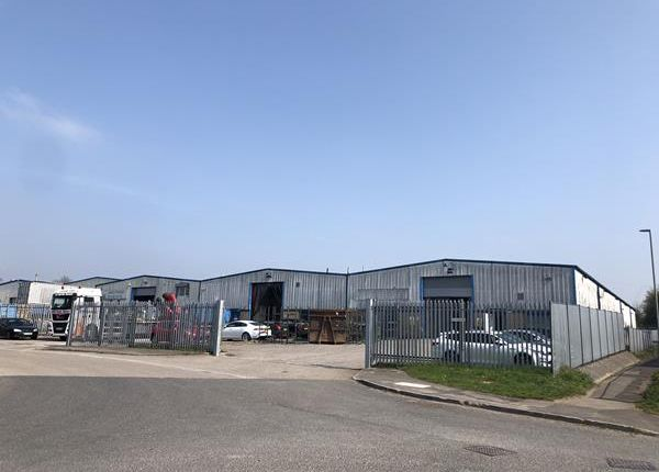 Thumbnail Light industrial to let in Units 5 & 6 Ventura Court, Sidings Road, Kirkby-In-Ashfield, Nottingham