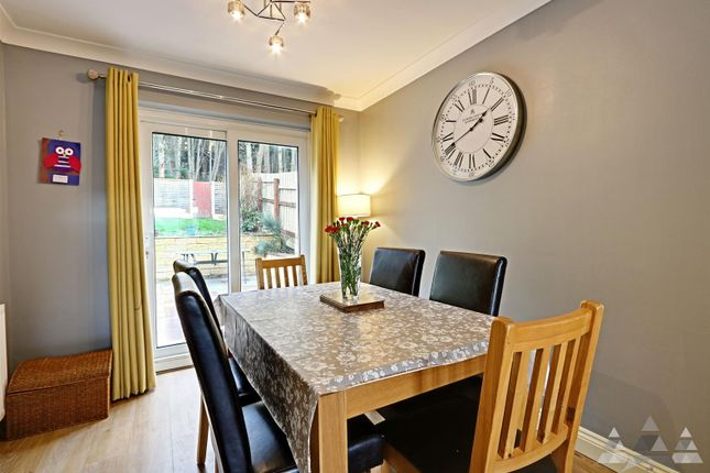 Dining Room of Nether Way, Darley Dale, Matlock DE4