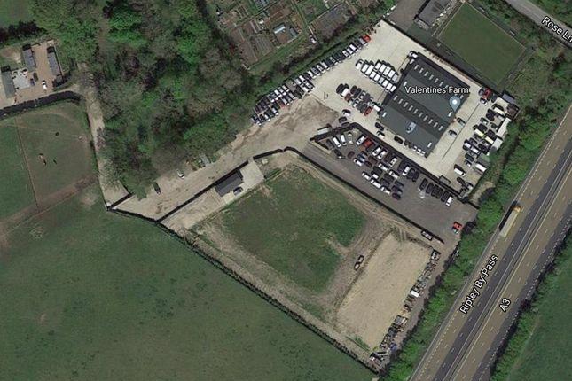 Thumbnail Industrial to let in Rose Lane, Ripley, Woking