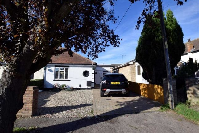 Thumbnail Semi-detached bungalow for sale in Brackendale Avenue, Basildon, Essex