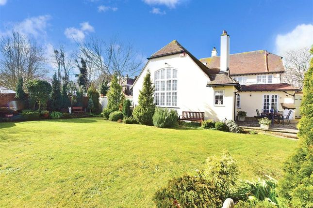 Thumbnail Detached house for sale in Shakespeare Road, Birchington, Kent