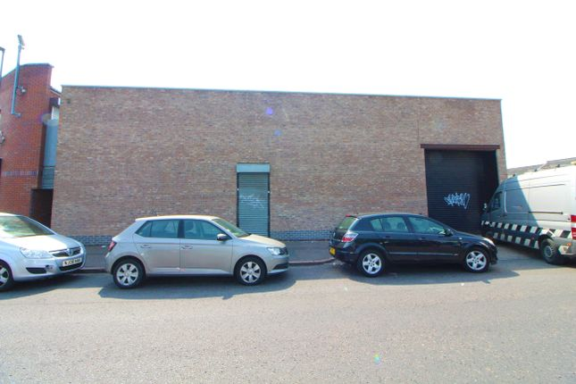 Thumbnail Industrial for sale in St. Georges Street, Hockley, Birmingham