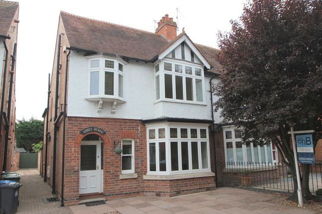 Thumbnail Semi-detached house for sale in Rother Street, Stratford-Upon-Avon