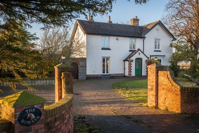 Thumbnail Semi-detached house for sale in Whitchurch Road, Aston, Nantwich