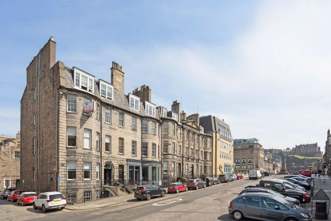 Thumbnail Flat for sale in 49A North Castle Street, New Town, Edinburgh