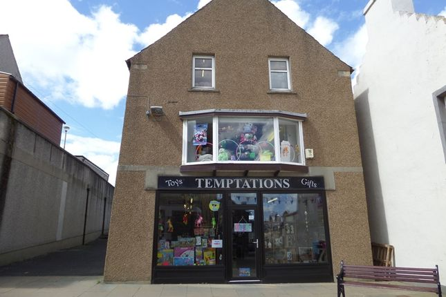 Thumbnail Retail premises for sale in Rotterdam Street, Thurso