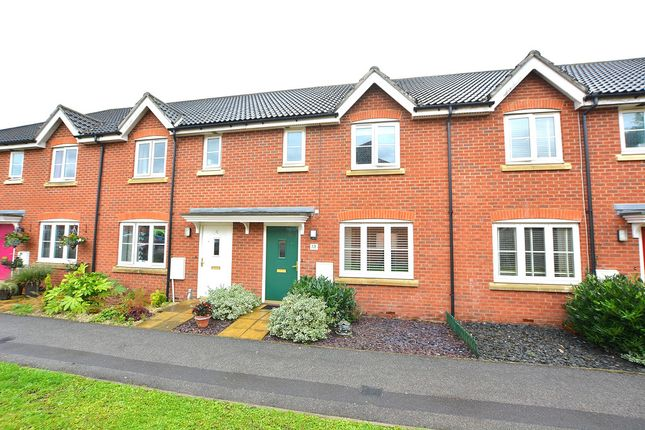 Thumbnail Terraced House For Sale In Orchid Close Brewers End Takeley Bishops Stortford