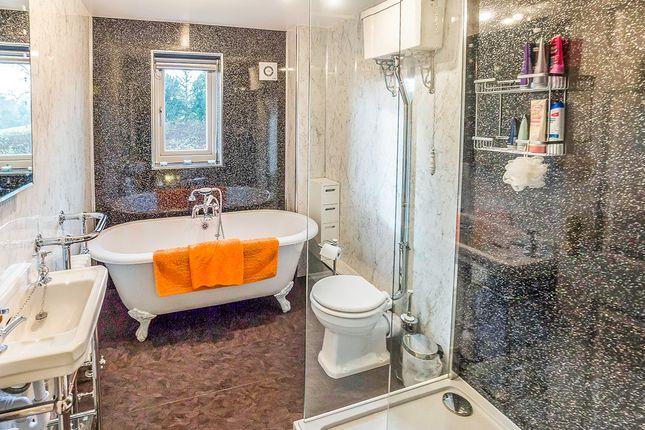 Bath/Shower Room of Bryn Y Castell Gardens, St. Martins Road, Gobowen, Oswestry SY10