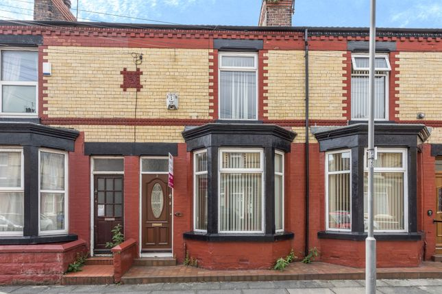2 bed terraced house for sale in Seaman Road, Wavertree, Liverpool