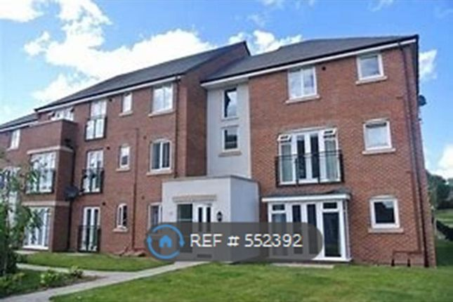 Thumbnail Flat to rent in Near Jlr, Coventry