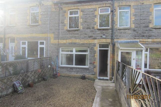 Thumbnail Terraced house to rent in Cog Road, Sully, Penarth