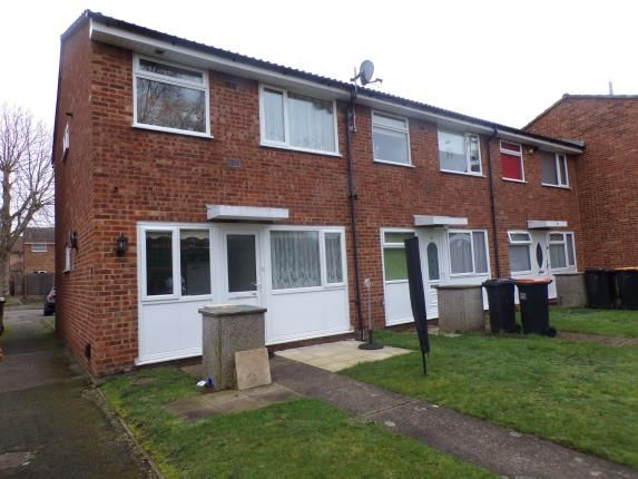 Thumbnail Maisonette for sale in Massey Close, Kempston, Bedford, Bedfordshire