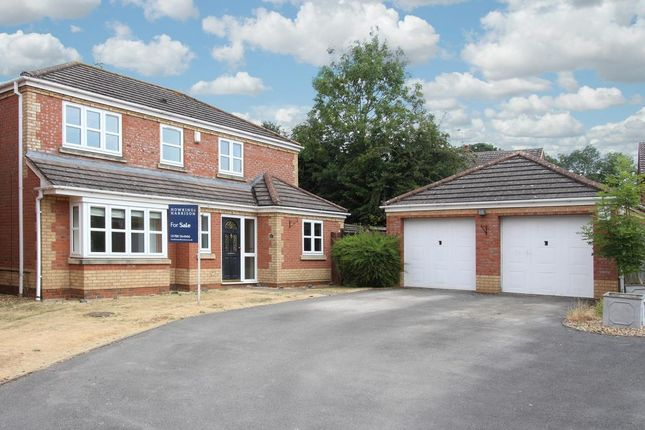 Thumbnail Detached house for sale in Avonmere, Rugby