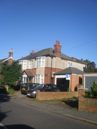 Thumbnail Detached house to rent in The Avenue, Wivenhoe, Colchester