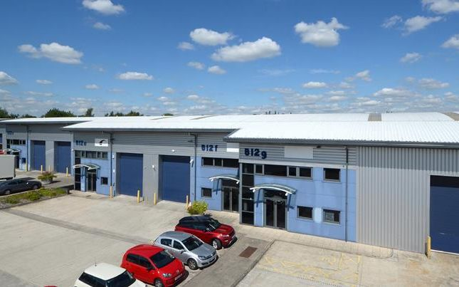 Thumbnail Light industrial to let in Unit D, Heywood Distribution Park, Heywood