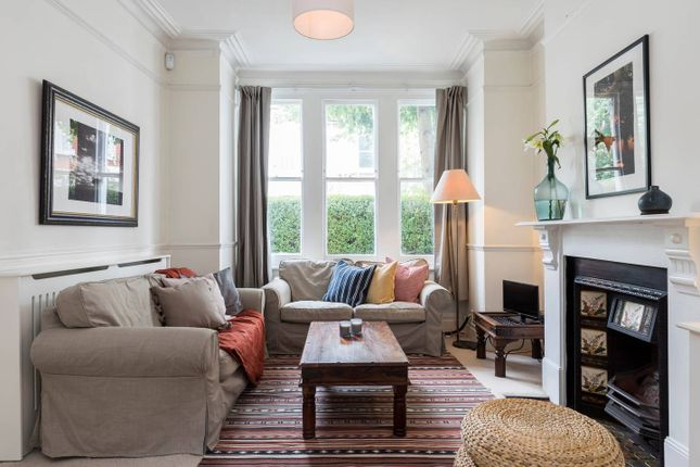 Thumbnail Terraced house to rent in Fontarabia Road, London