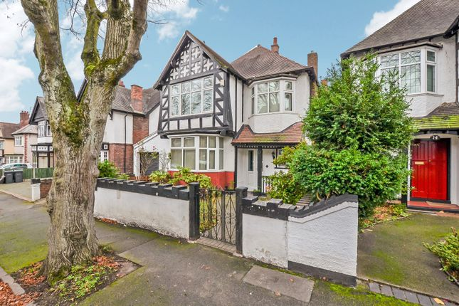 Thumbnail Detached house for sale in Wye Cliff Road, Handsworth