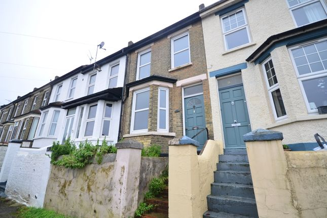 Thumbnail Terraced house to rent in Borstal Street, Borstal, Rochester
