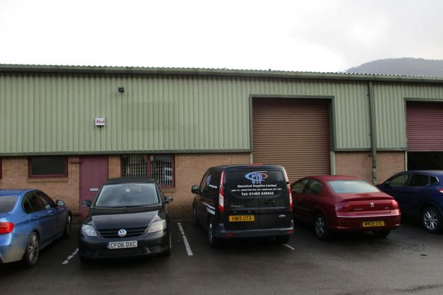 Thumbnail Industrial to let in Abercarn Industrial Estate, Abercarn