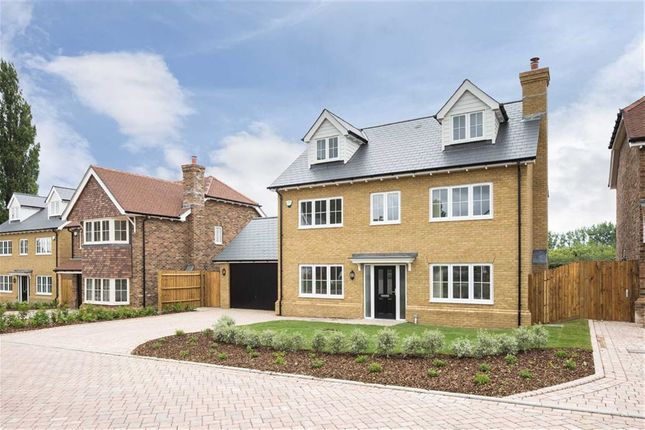 Thumbnail Detached house for sale in Hubbards Lane, Maidstone, Kent