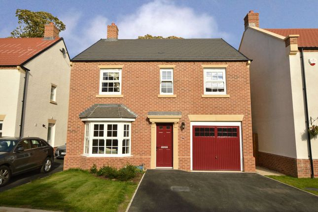 Thumbnail Detached house for sale in Harewood Close, Green Hammerton, York, North Yorkshire