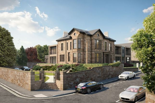 Thumbnail Flat for sale in 13 (101) Ettrick Road, Merchiston