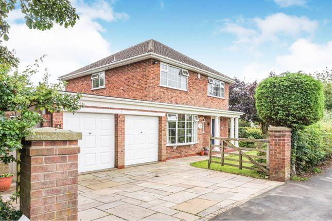 Thumbnail Detached house for sale in Dikelands Lane, Upper Poppleton