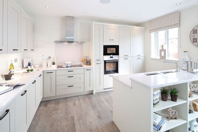 4 bed detached house for sale in Parc Plymouth At Plasdŵr, Clos Parc Radur, Cardiff