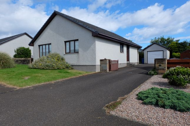 Thumbnail Detached bungalow for sale in Ola Drive, Scrabster, Thurso