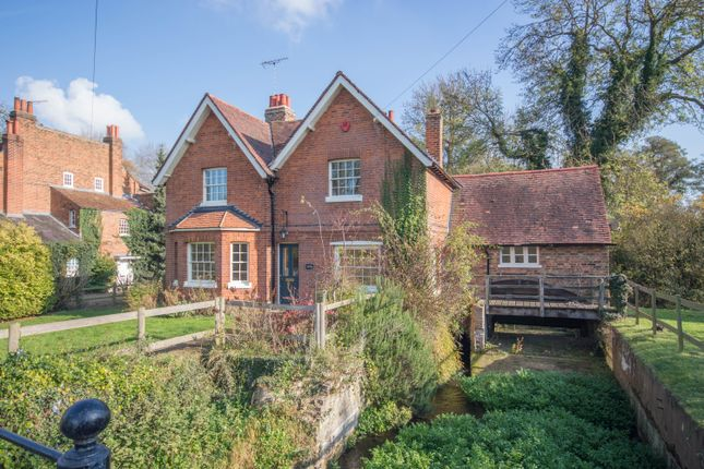 Thumbnail Detached house to rent in Mill Green, Hatfield