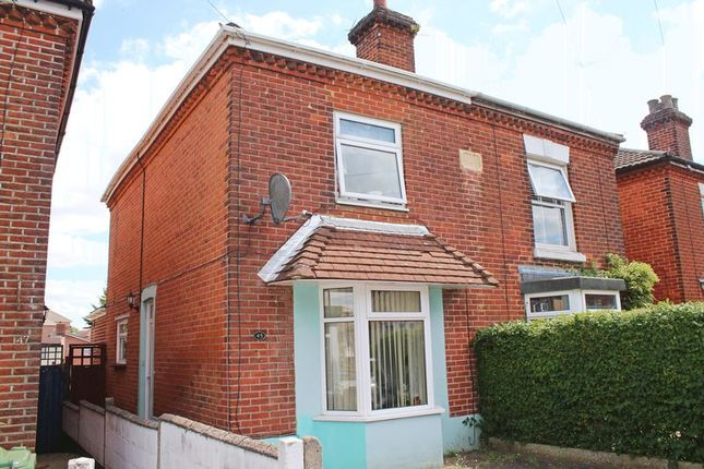 Thumbnail Semi-detached house for sale in Firgrove Road, Southampton