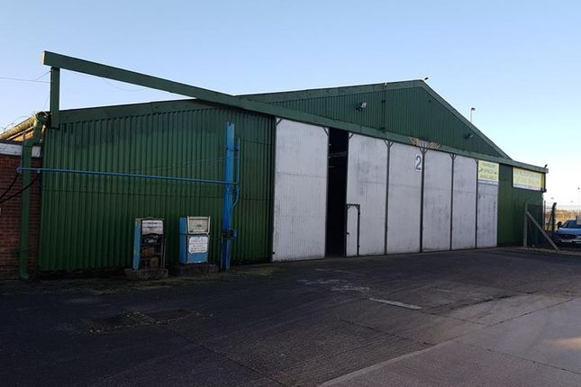 Thumbnail Light industrial to let in Hangar 2, Franklin Way, Humberside Airport, Kirmington