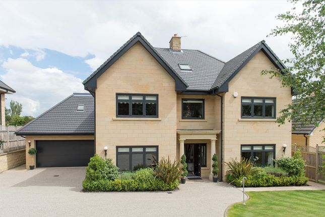 Thumbnail Detached house for sale in Fulwith Drive, Harrogate, North Yorkshire