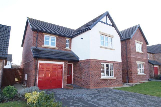 Thumbnail Detached house for sale in Grange Close, Wigton, Cumbria