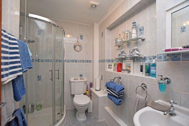 Bathroom of Princess Parc, Indian Queens, St. Columb TR9
