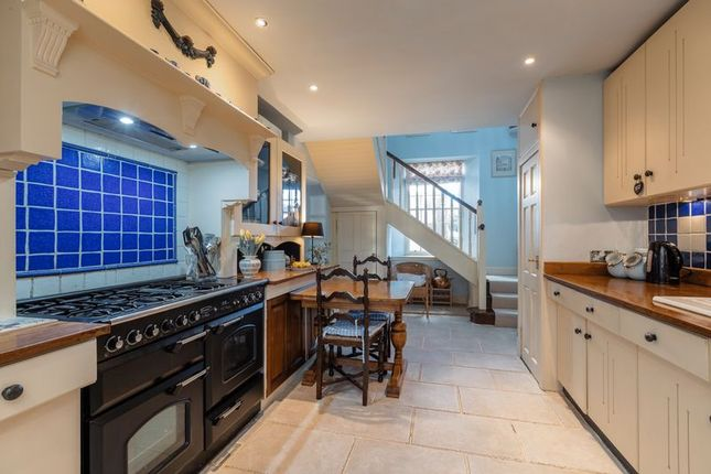 Kitchen of The Old School, Bowden, Melrose TD6