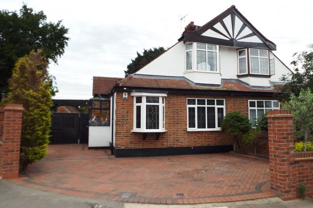 Thumbnail Semi-detached house for sale in Barkingside, Ilford, Essex