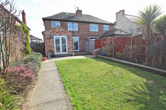 Rear Garden of Kenrick Road, Mapperley, Nottingham NG3