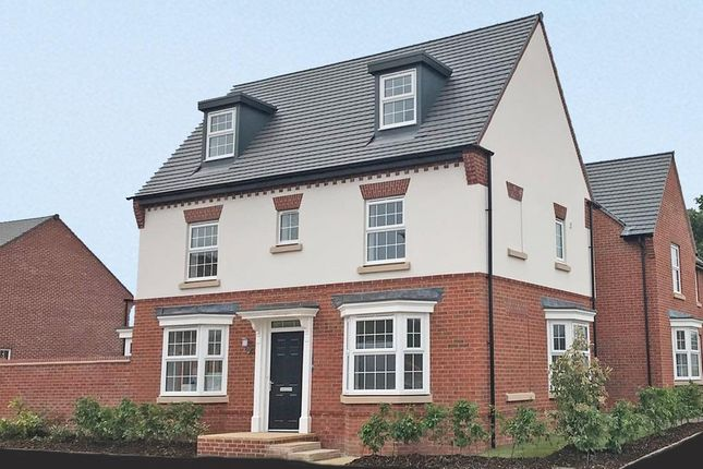 """Thumbnail Detached house for sale in """"Hertford"""" at Winnington Avenue, Northwich"""