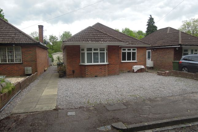 Thumbnail Detached bungalow for sale in Osborne Gardens, Portswood, Southampton