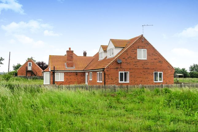 Thumbnail Bungalow for sale in Gainsborough Road, Bole, Retford